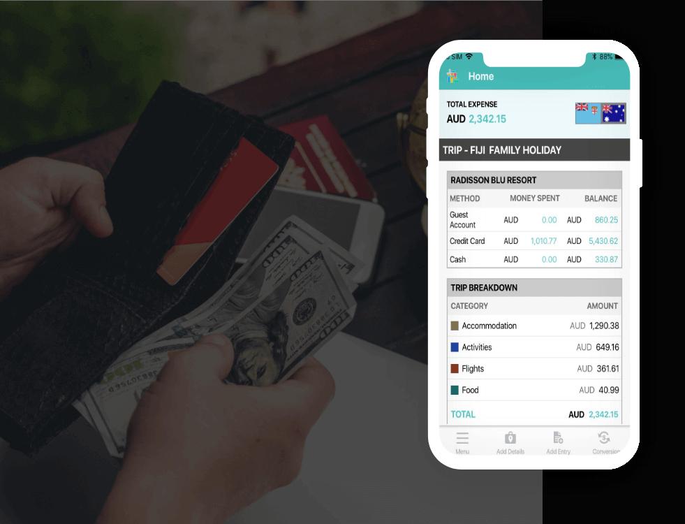 Travel Cutter App
