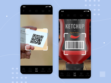 QR Code Reader and Barcode scan app