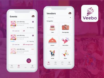 veboo event app