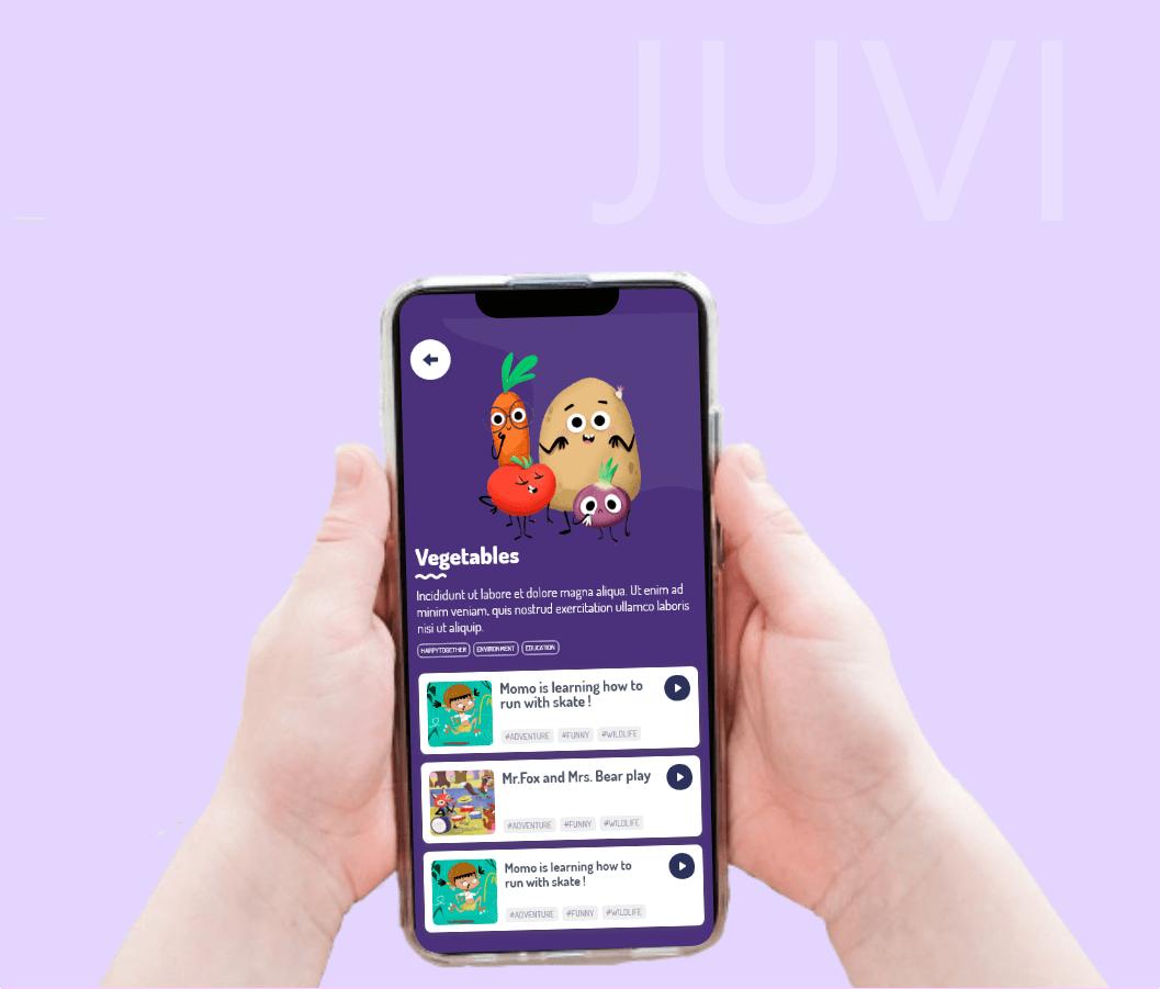 Juvi App