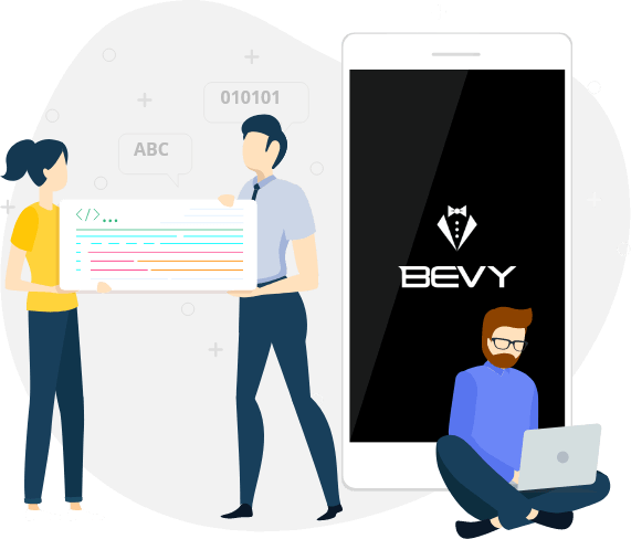 Bevy app developed
