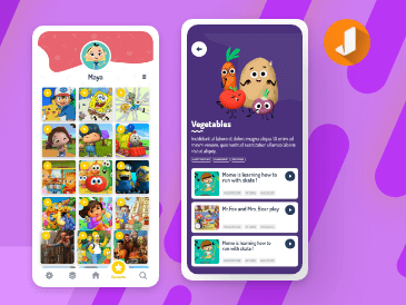 juvi kids app