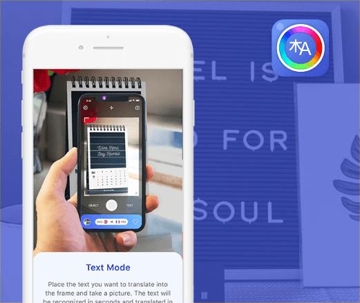 Picture Translator App