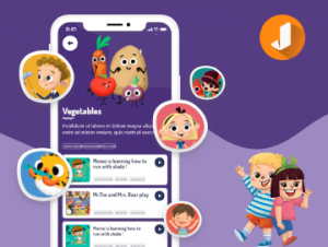 juvi app kids