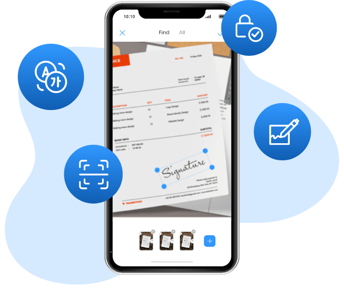 scanner app feature