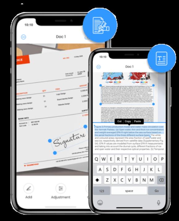 scanner app solution