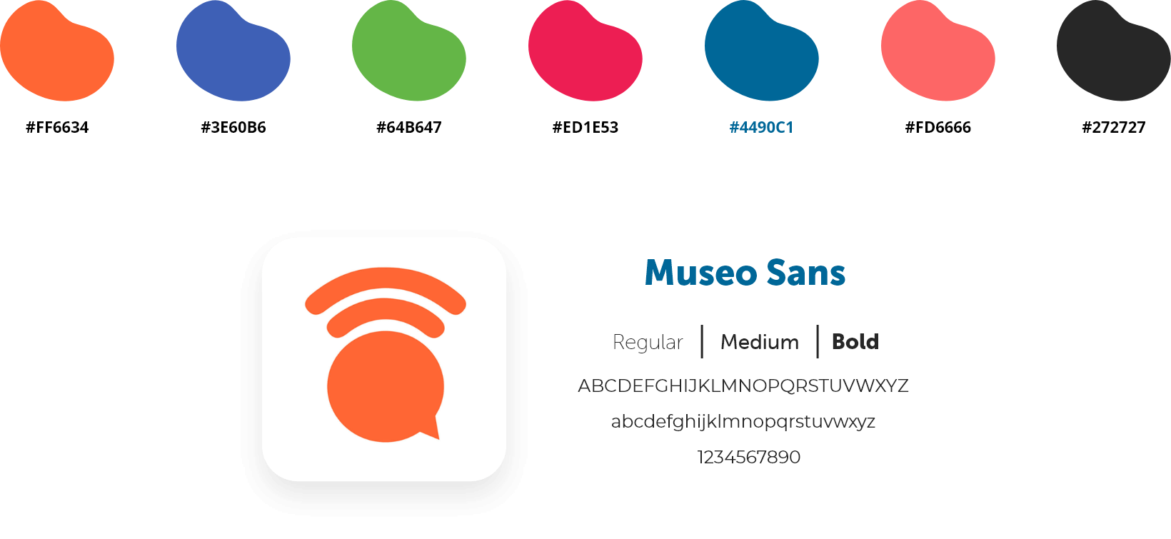 conduct app font color