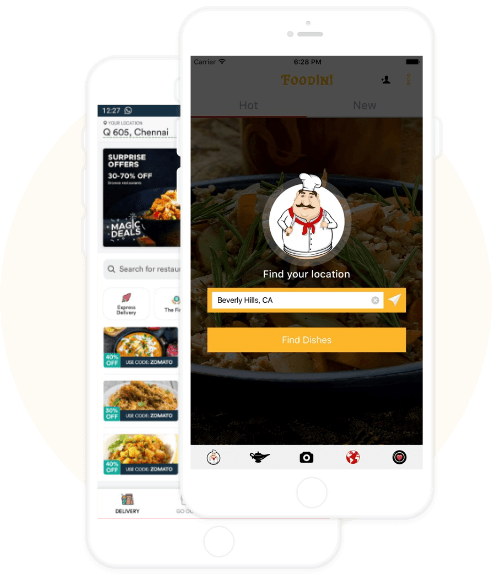 Foodiini App Competitor Research