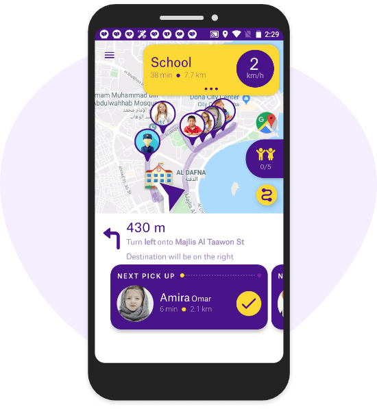 Baloora app Client and Requirement