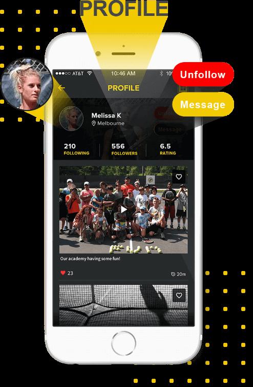 ShotStats App