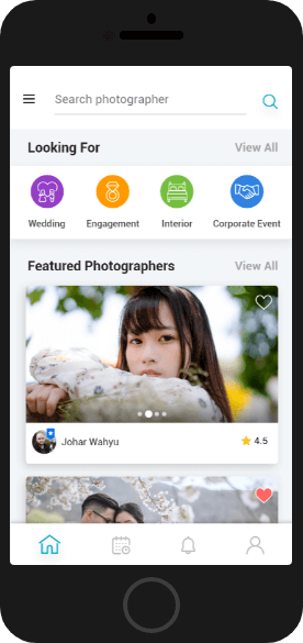 mobile app developed by us photo editor